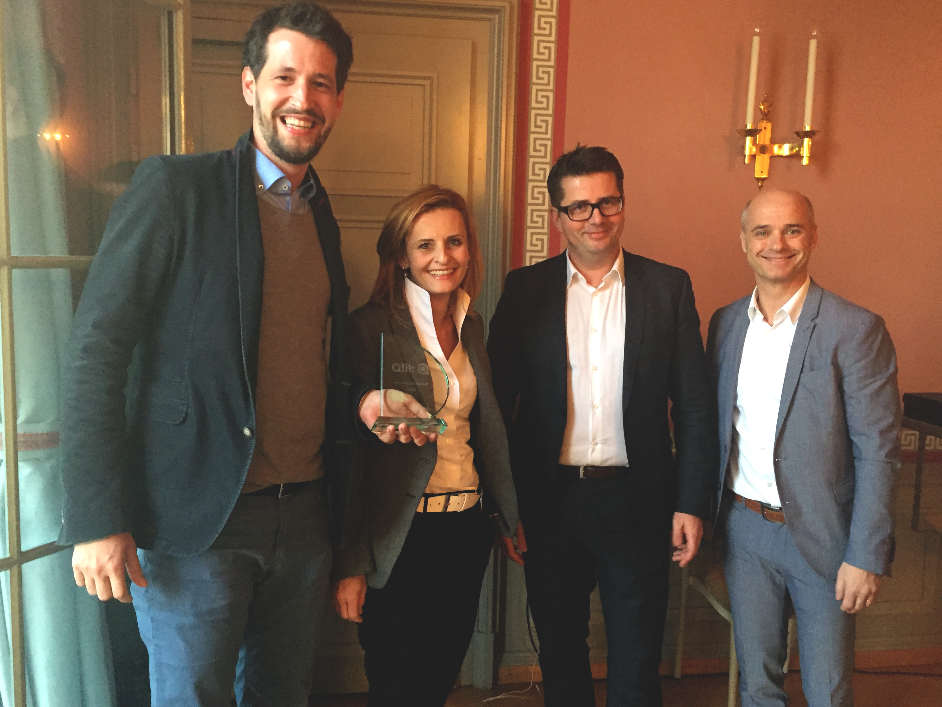Qlik Innovation Award