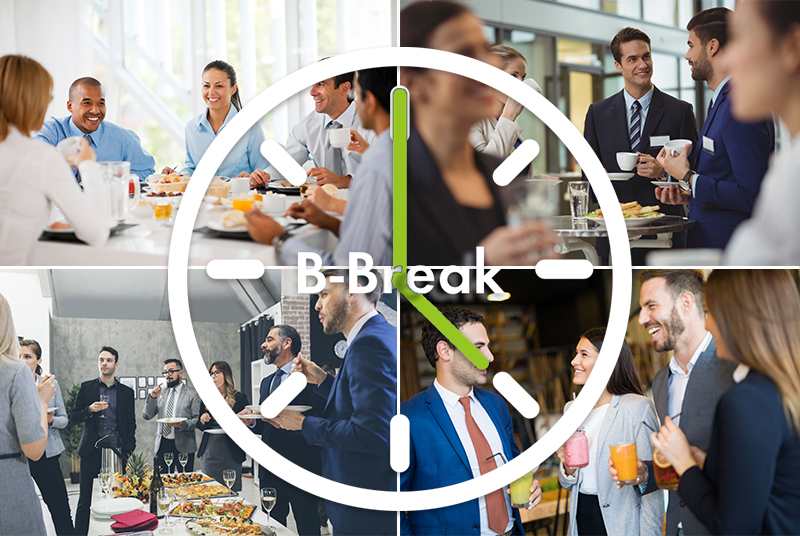 #B-Break 2019 Branchen-Events
