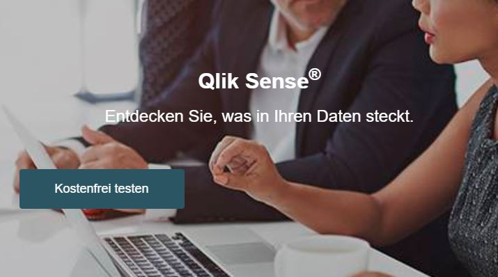 Qlik Sense Business Trial