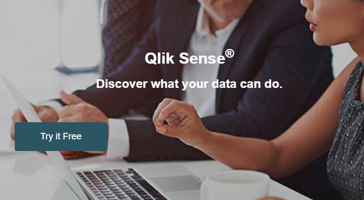 QLIK SENSE BUSINESS 30-DAY TRIAL