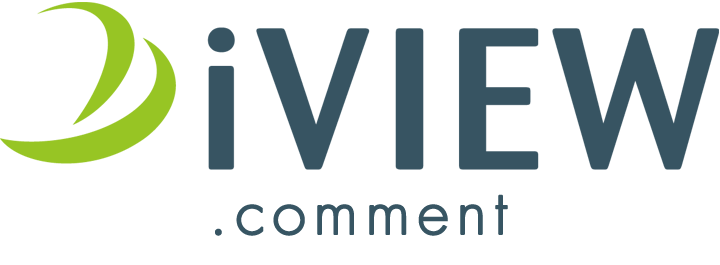 iVIEW.comment Logo
