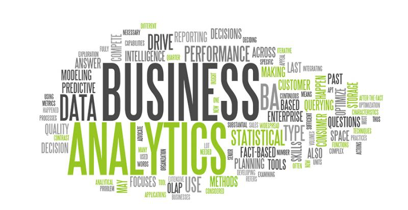 Business Analytics Wordcloud