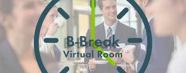 #B-Break-Healthcare Virtual Room am 29.10.2020 - 15:30 Uhr