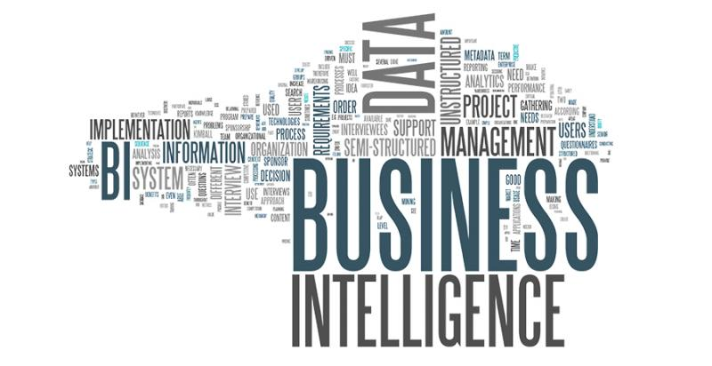 Business Intelligence Wordcloud