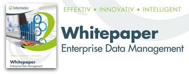 "NEU: Whitepaper ""Enterprise Data Management"""
