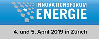 Innovationsforum Energie 2019