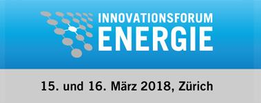 "8. Jahrestagung ""Innovationsforum Energie"