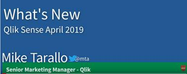 Qlik Sense April 2019 ist da!