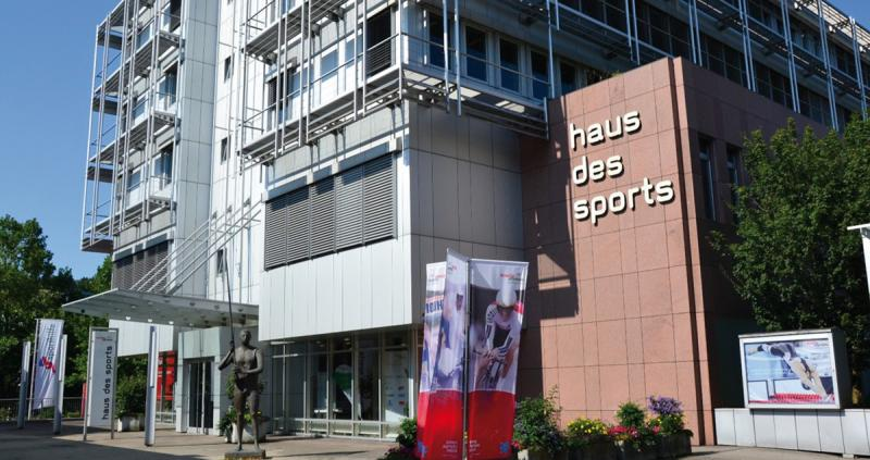 Swiss Olympc - Haus des Sports