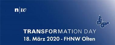 FHNW Transformation Day 2020 mit Informatec