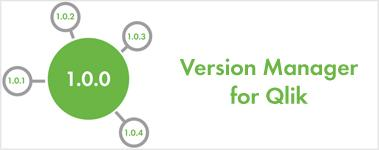 Version Manager für Qlik