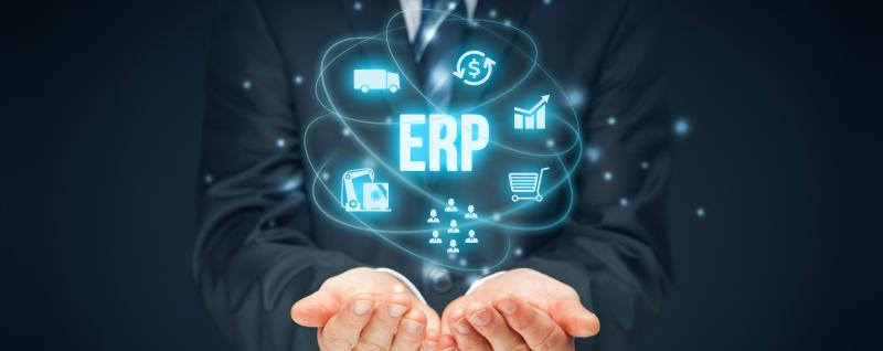 Effective use of ERP data