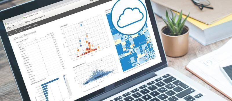 Business Intelligence Cloud Angebot Informatec