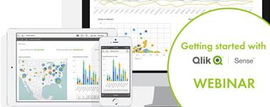 Getting started with Qlik Sense Webinar