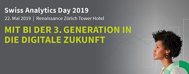 Qlik Swiss Analytics Day 2019 Informatec