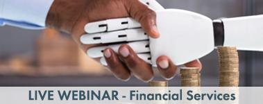 Live Webinar Financial Services